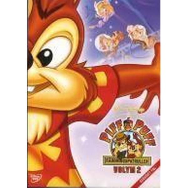Piff & Puff Räddningspatrullen Vol 2 (DVD)
