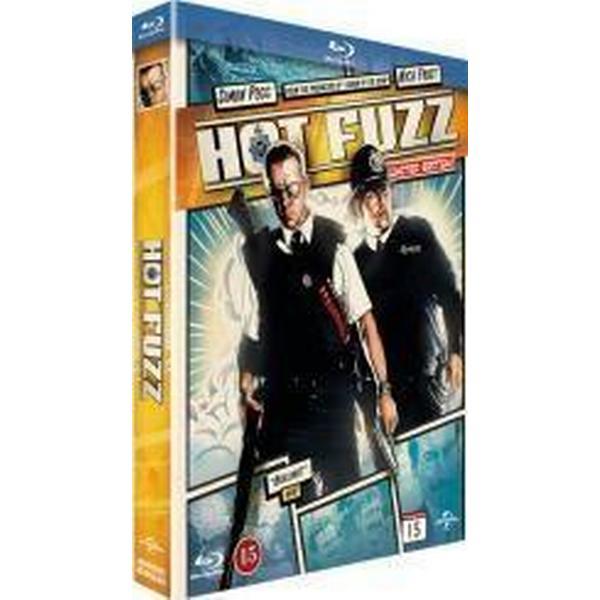 Hot Fuzz (Comic Book (Blu-Ray)