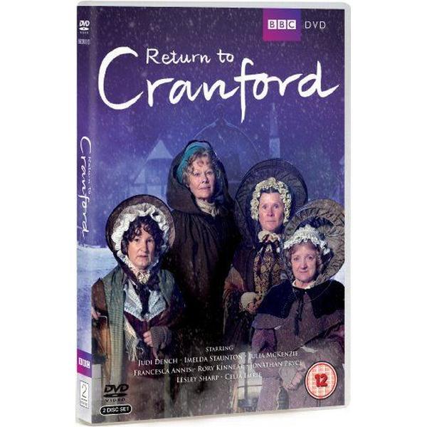Return to Cranford: Christmas special (DVD)