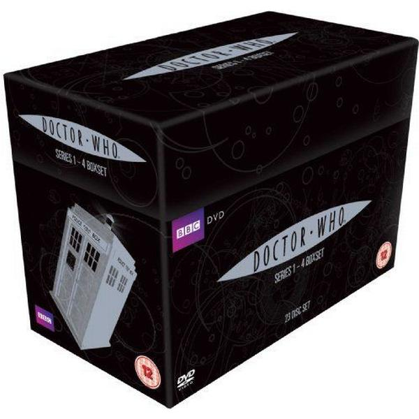 Doctor Who - New series: Season 1-4 (DVD)
