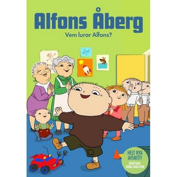 Alfons Åberg: Vem lurar Alfons (DVD) (DVD 2013)