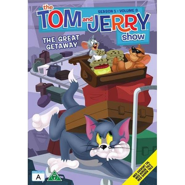 Tom & Jerry Show: Säsong 1:3 (DVD) (DVD 2015)