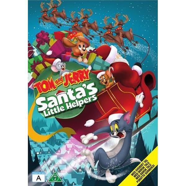 Tom & Jerry: Santa's little helpers (DVD) (DVD 2014)