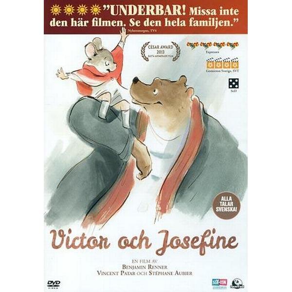 Victor och Josefine (DVD 2012)