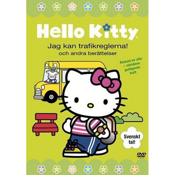 Hello Kitty: Jag kan trafikreglerna (DVD 2014)