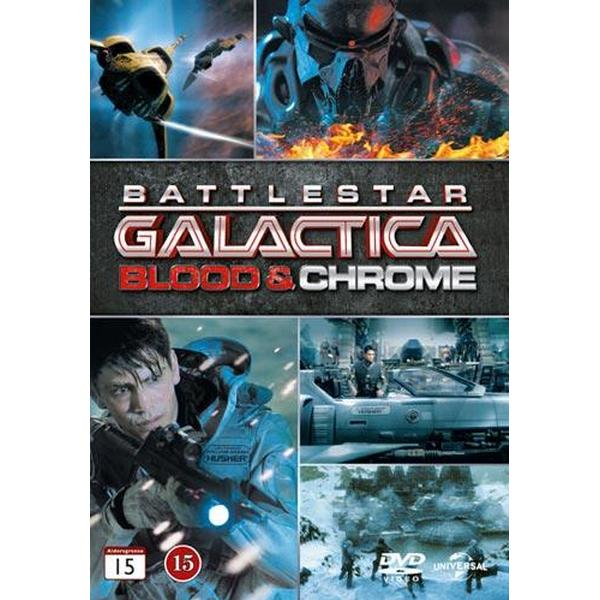 Battlestar Galactica: Blood and chrome (DVD 2015)