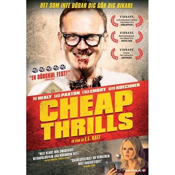 Cheap thrills (DVD) (DVD 2013)