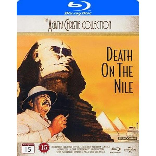 Agatha Christie: Döden på Nilen (Blu-Ray 1978)