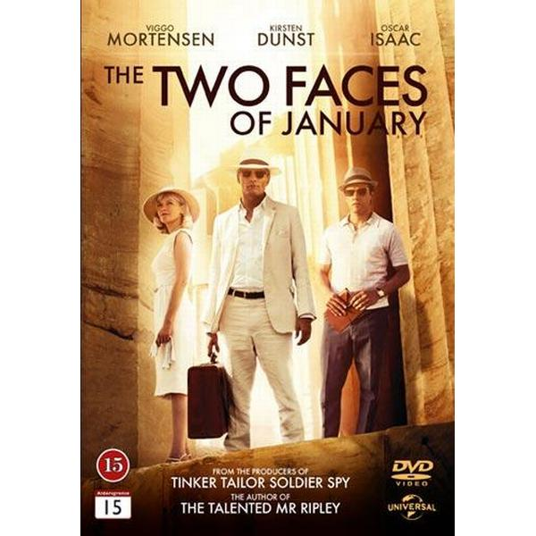 Two faces of January (DVD) (DVD 2014)