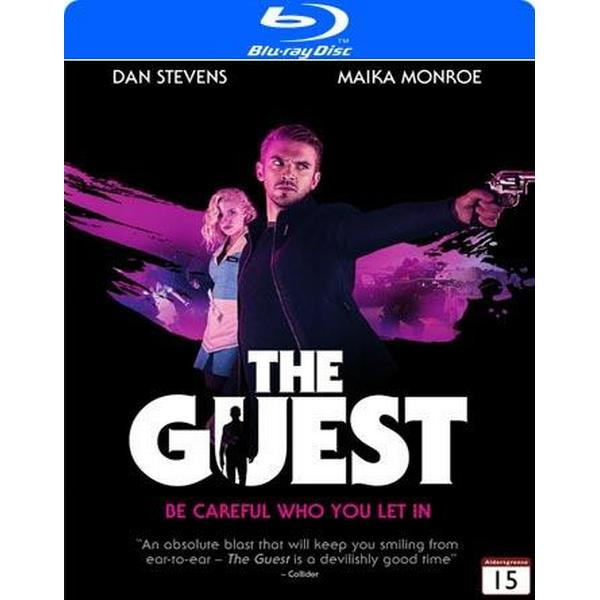 The Guest (Blu-Ray 2013)