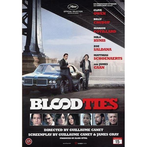 Blood ties (DVD) (DVD 2013)
