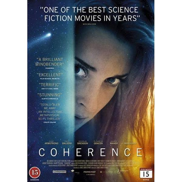 Coherence (DVD) (DVD 2013)