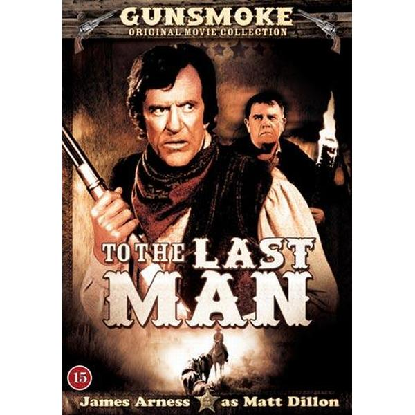 Gunsmoke: To the last man (DVD 2014)