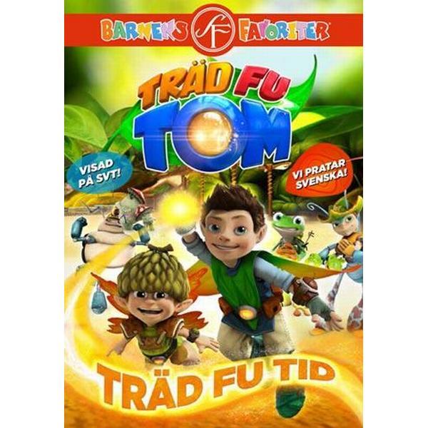 Träd Fu Tom: Träd fu tid (DVD) (DVD 2012)