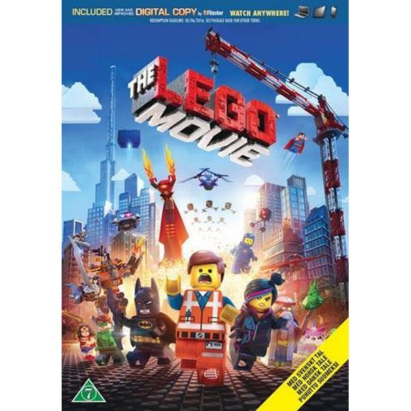 Lego - The movie (DVD) (DVD 2013)