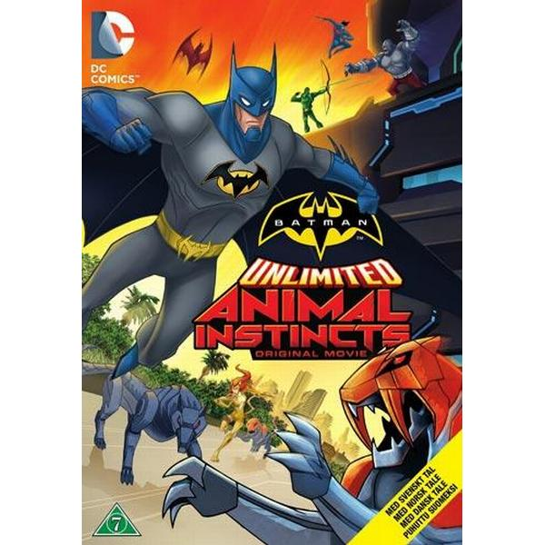 Batman unlimited: Animal instinct (DVD) (DVD 2015)