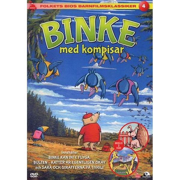 Binke med kompisar (DVD 2013)