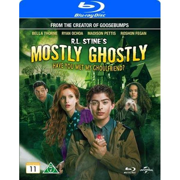 RL Stines Mostly Ghostly: Have you met your... (Blu-Ray 2014)