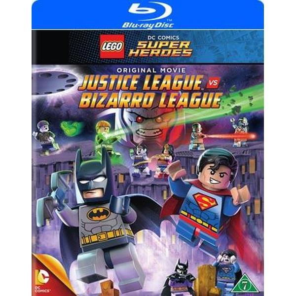 Lego Batman: Justice league vs Bizarro league (Blu-ray) (Blu-Ray 2014)