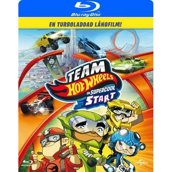 Team Hot Wheels (Blu-ray) (Blu-Ray 2014)