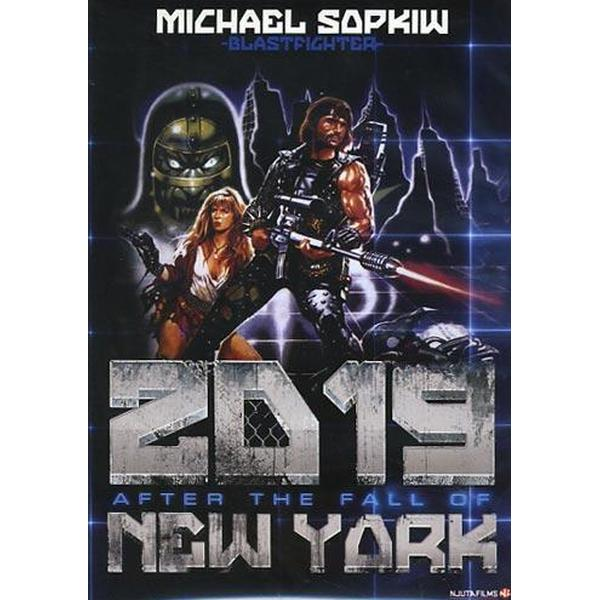 2019: After the fall of New York (DVD 1983)