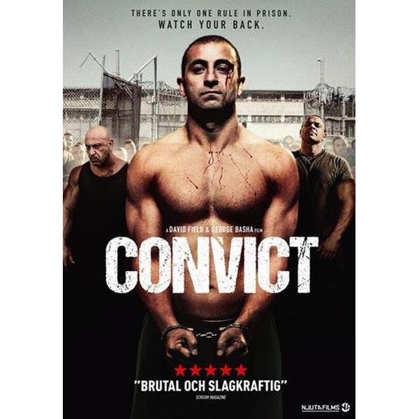 Convict (DVD 2014)