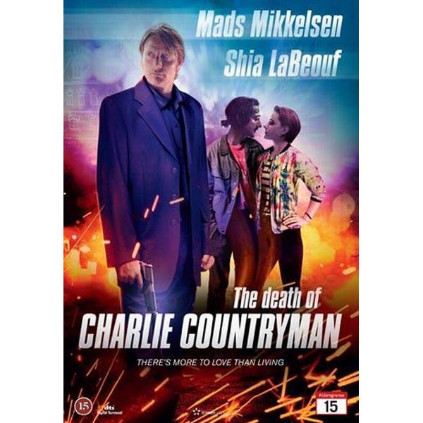 The death of Charlie Countryman (DVD) (DVD 2013)