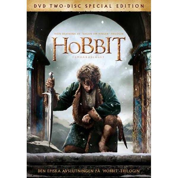 Hobbit 3 - Femhäraslaget (2DVD) (DVD 2014)