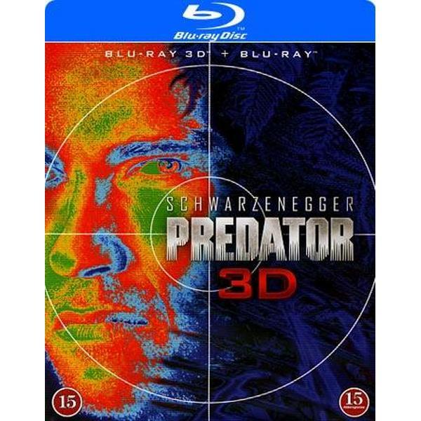 Predator (3D Blu-Ray 2013)