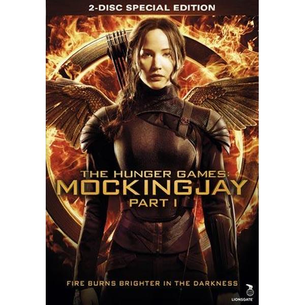 Hunger games 3: Mockinjay del 1 / S.E. (2DVD) (DVD 2014)