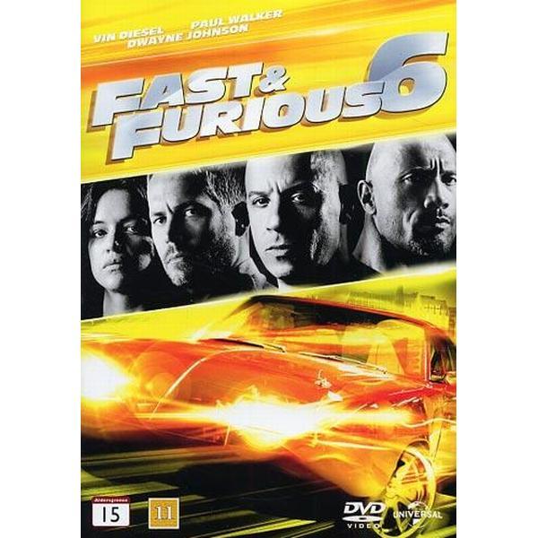 Fast & Furious 6 (DVD 2013)