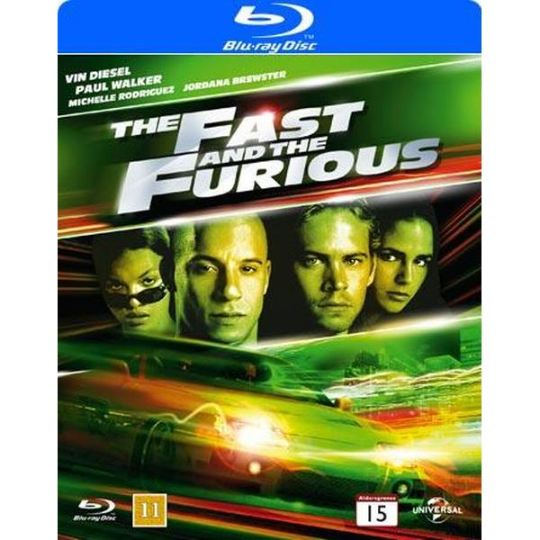 Fast & the Furious - Nyutgivning 2013 (Blu-Ray 2013)