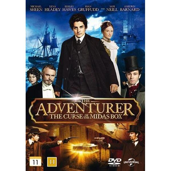 The Adventurer - The curse of the Midas Box (DVD) (DVD 2014)