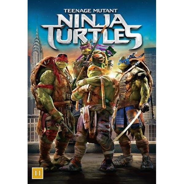 Teenage Mutant Ninja Turtles (DVD) (DVD 2014)