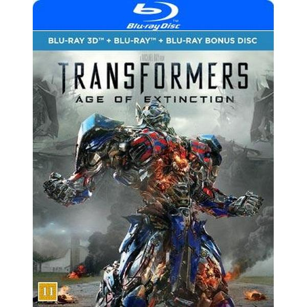 Transformers 4: Age of extinction (3D Blu-Ray 2014)