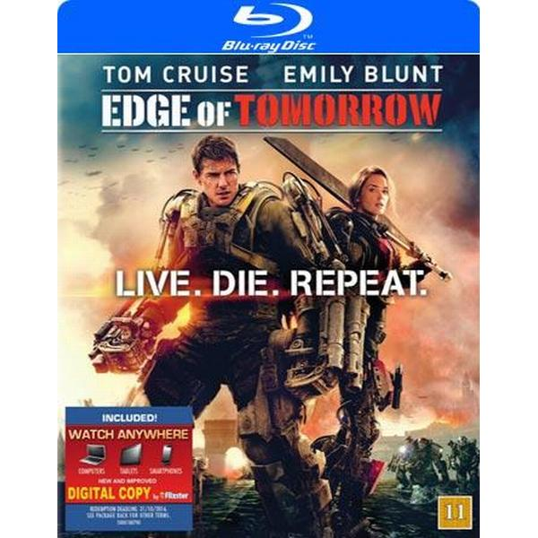 Edge of tomorrow (Blu-ray) (Blu-Ray 2014)