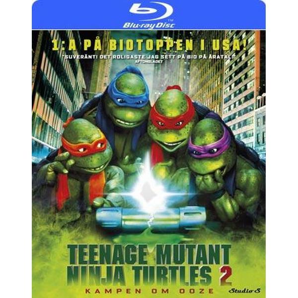 Teenage Mutant Ninja Turtles 2 (Blu-Ray 2014)