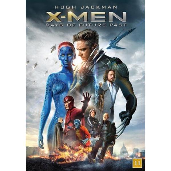 X-Men 5: Days of future past (DVD 2014)