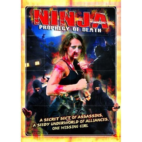 Ninja: Prophecy Of Death (DVD) (DVD 2014)