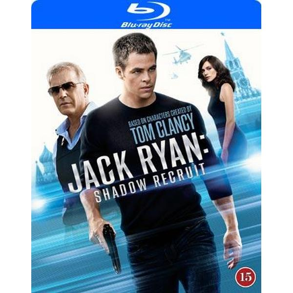 Jack Ryan - Shadow recruit (Blu-Ray 2014)