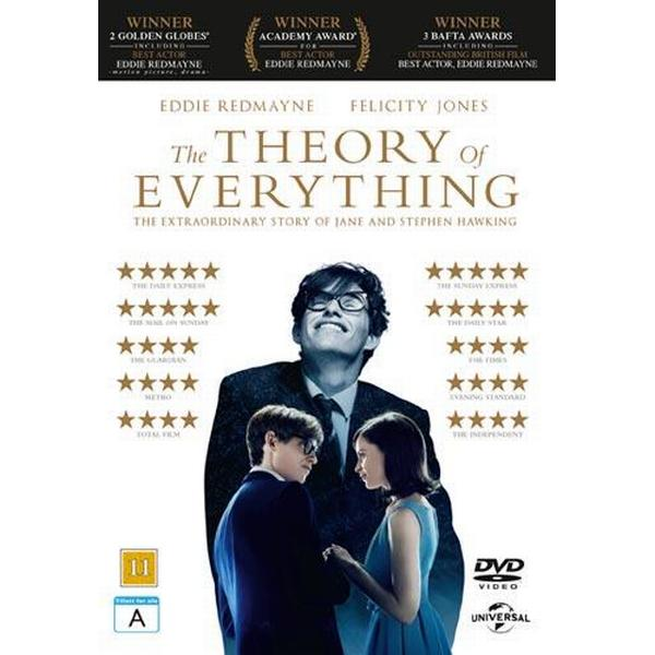 The theory of everything (DVD 2014)