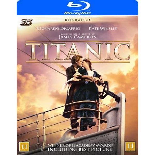 Titanic (3D Blu-Ray 1997/2012)