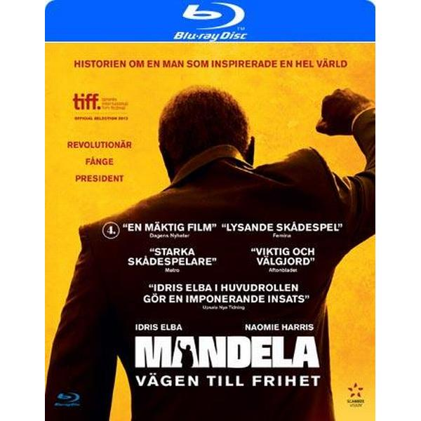 Mandela - Vägen till frihet (Blu-Ray 2013)