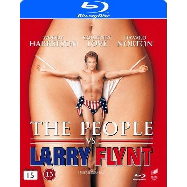 Larry Flynt: Skandalernas man (Blu-Ray 2014)