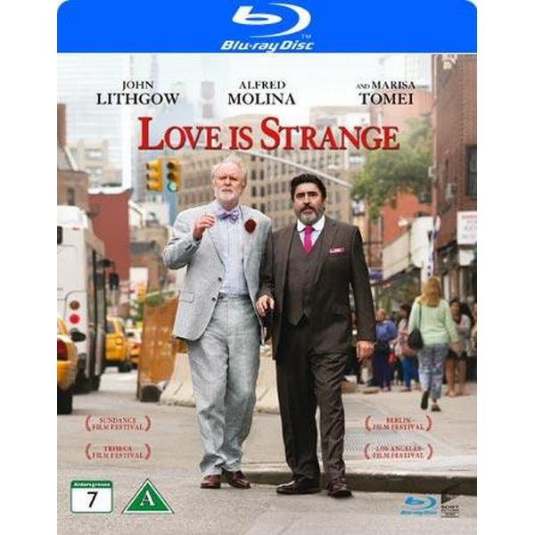Love is strange (Blu-Ray 2015)
