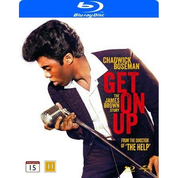 Get on up: The James Brown story (Blu-Ray 2014)