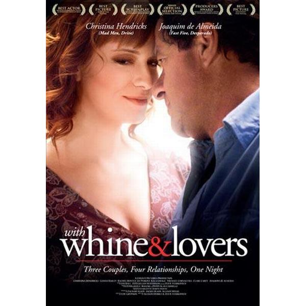 With whine & lovers (DVD) (DVD 2014)
