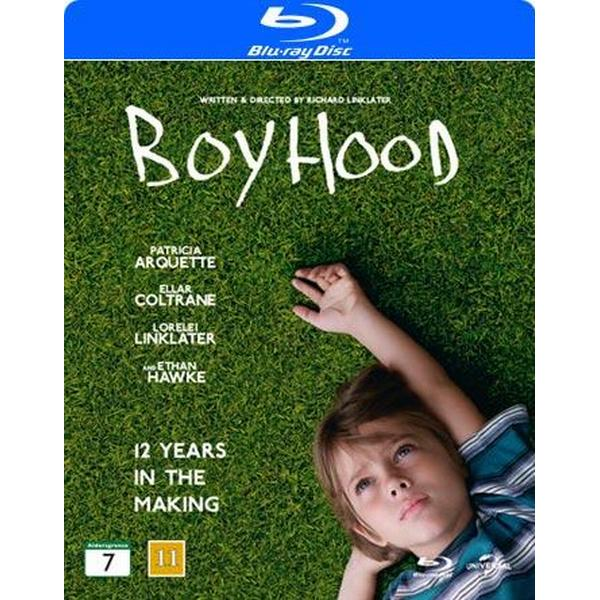 Boyhood (Blu-ray) (Blu-Ray 2014)
