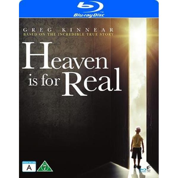 Heaven is for real (Blu-ray) (Blu-Ray 2014)