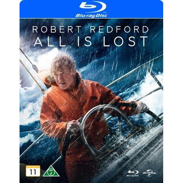 All is lost (Blu-ray) (Blu-Ray 2013)